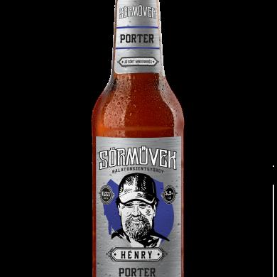 Henry Porter – Barna ale